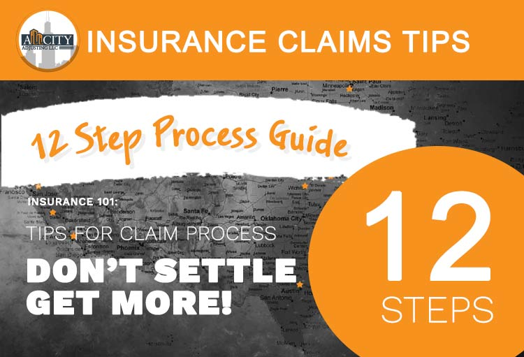 insurance claims process social image