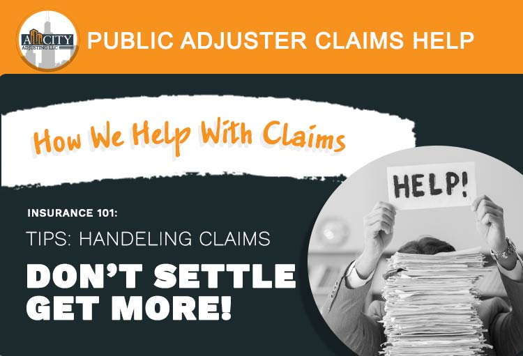 Public Adjuster Claims Help