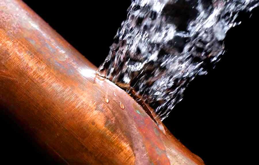 Plumbing Leaks Insurance Burst Pipe