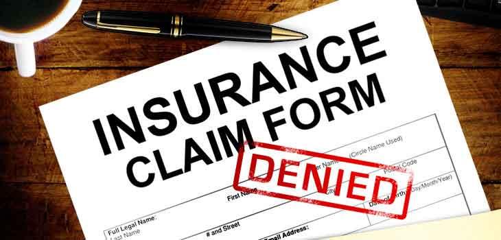 Plumbing Leaks Insurance Claim Denied