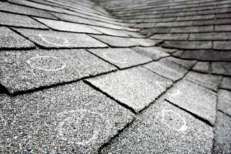 Roof Damage Hail Damage