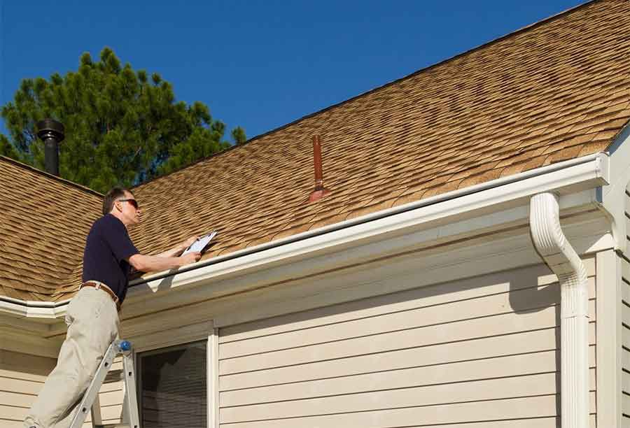 Roof Damage Inspection