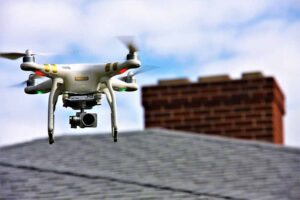 Roof Inspection Dron Inspection