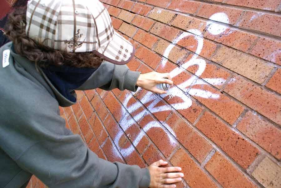 Vandalism Insurance Claim Graffitti