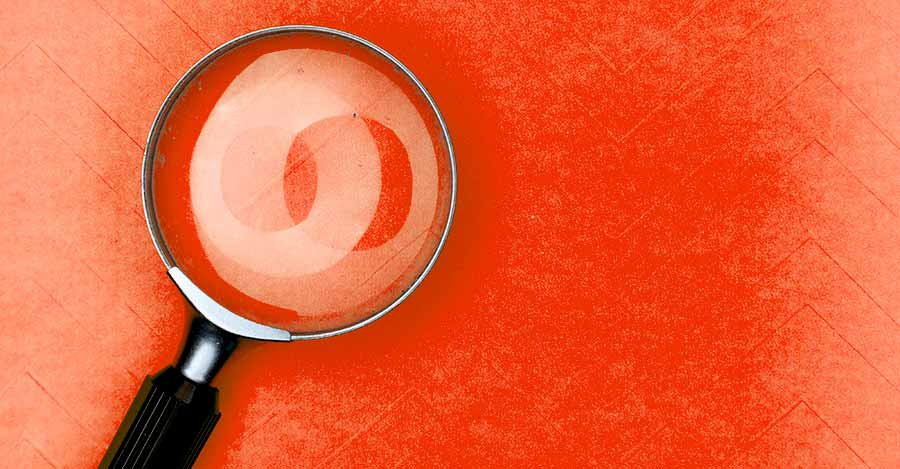 Find a public Adjuster Magnifying Glass