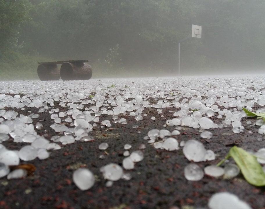 Hail Damage Insurance Claim Hails