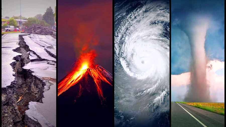 Natural Disaster Claim Different Types of Disasters