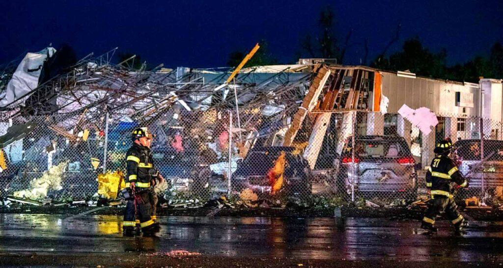 Tornado Insurance Tornado Damage