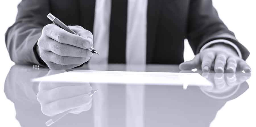 How to Choose a Public Adjuster Signing