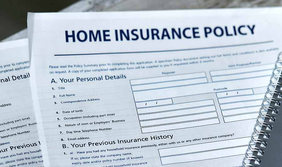 Submit an Insurance Claim Form