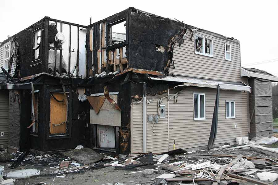 Types of Home Insurance Claims Home Damage